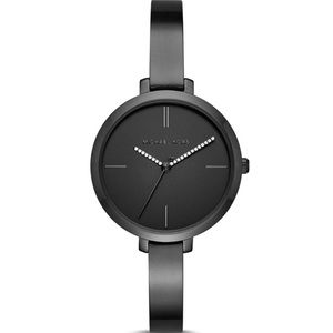 NWT Michael Kors Jaryn Black Watch, 36mm